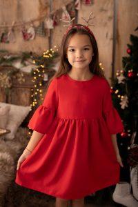 sukienki świąteczne dla dziewczynek